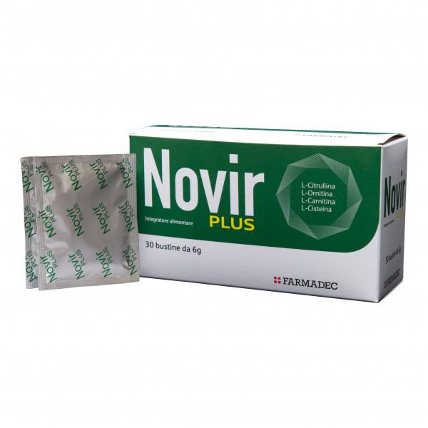 NOVIR Plus 30 Bust.6g