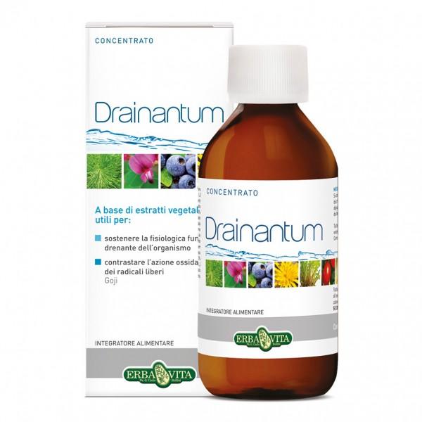DRAINANTUM Concentrato 200 ml ErbaVita