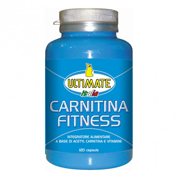 CARNITINA Fitness 120 Cps