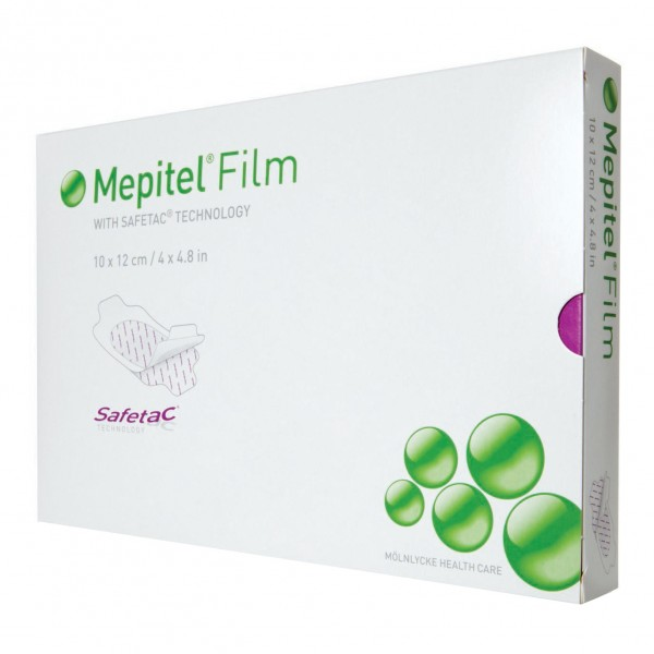 MEPITEL Film Medic.10,5x12 10p