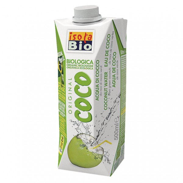 BAULE Acqua Cocco 500ml