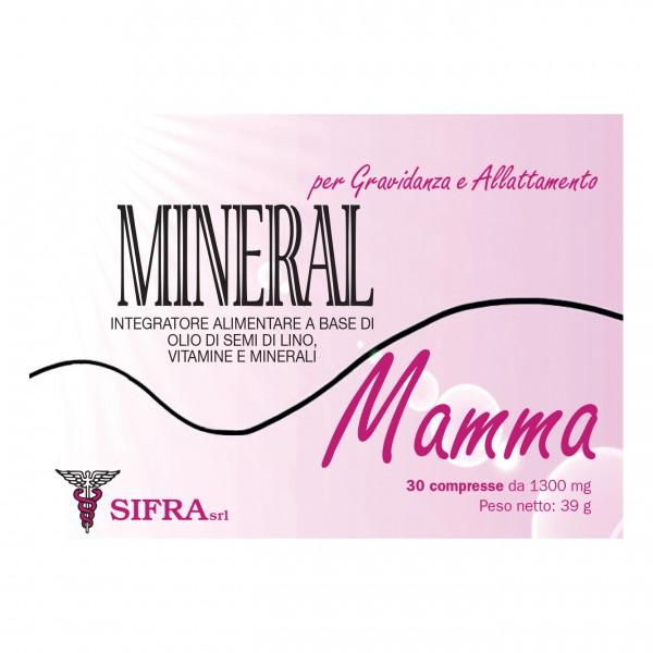 MINERAL Mamma 30 Cpr