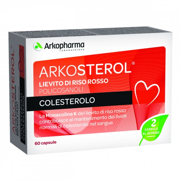 ARKOSTEROL 60 Cps