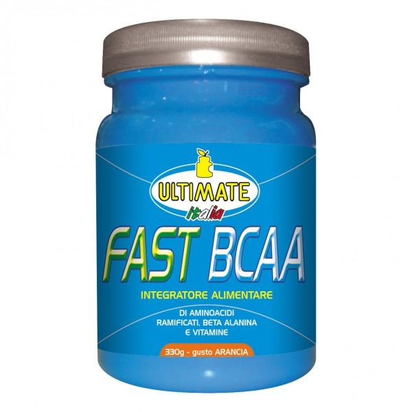 FAST BCAA Arancia 330g
