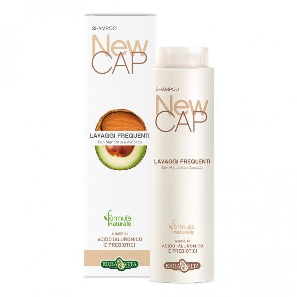 NEWCAP Shampoo Delicato Lavaggi Frequent...