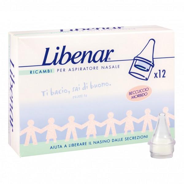 Libenar Ricambi per Aspiratore Nasale 12...