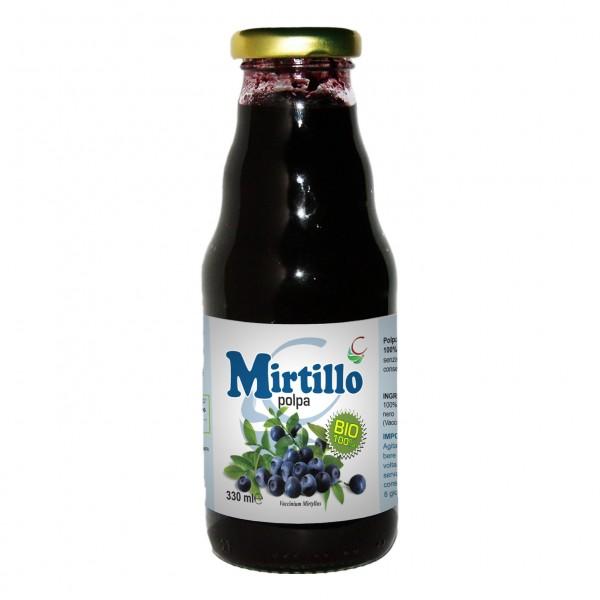 CAIRA MIRTILLO POLPA BIO 330ml