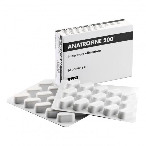ANATROFINE 200 30 Compresse 800mg