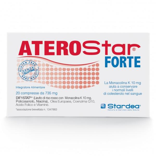 ATEROSTAR Forte 735mg 20 Compresse