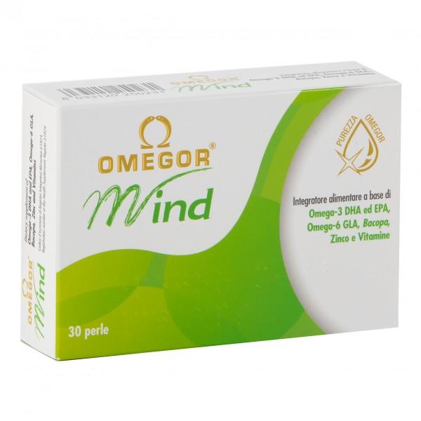 OMEGOR Mind 30 Cps
