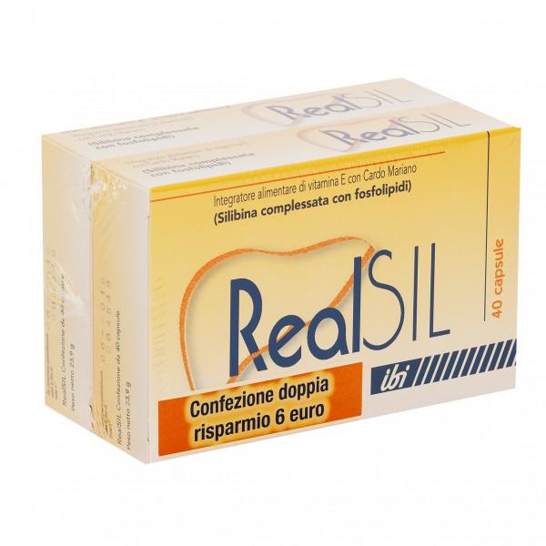 REALSIL Integratore Alimentare di Vitami...