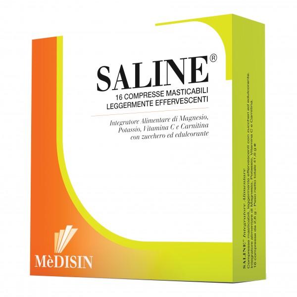 SALINE 16 Cpr Eff.