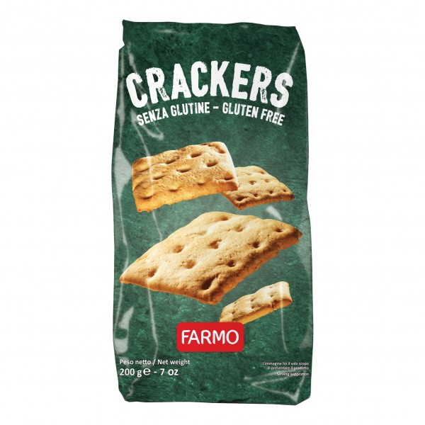FARMO Crackers 200g