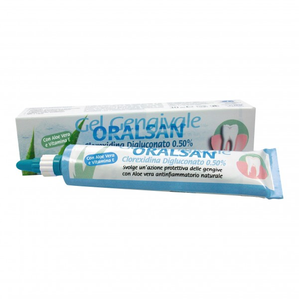 ORALSAN Gel Geng.0,50% 30ml