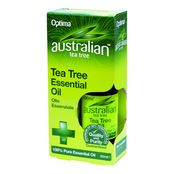 AUSTRALIAN Tea Tree Oil 25ml