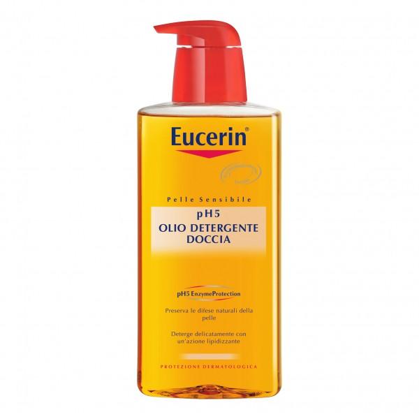 Eucerin pH5 Olio Detergente Doccia Pelli...