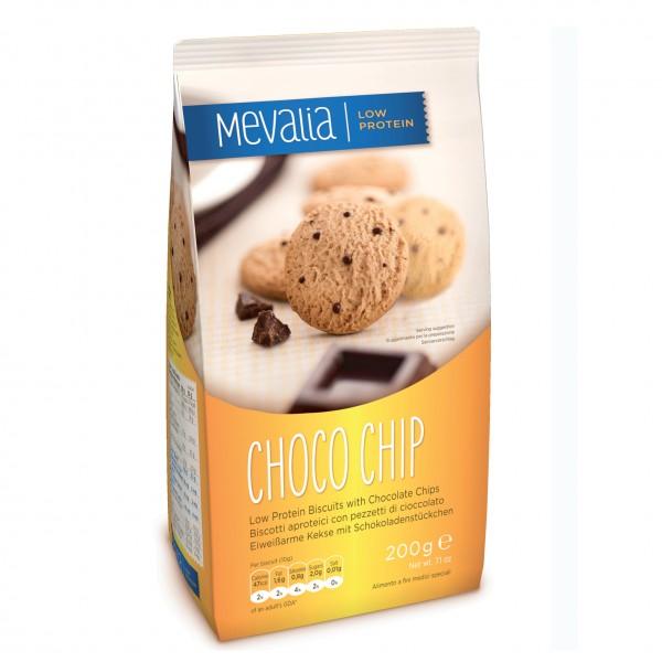 MEVALIA Choco Chip Biscotti aproteici al...