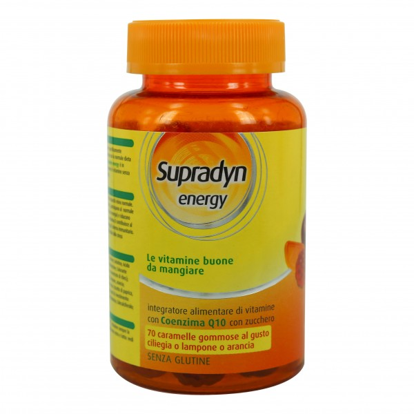 Supradyn Energy 70 Caramelle