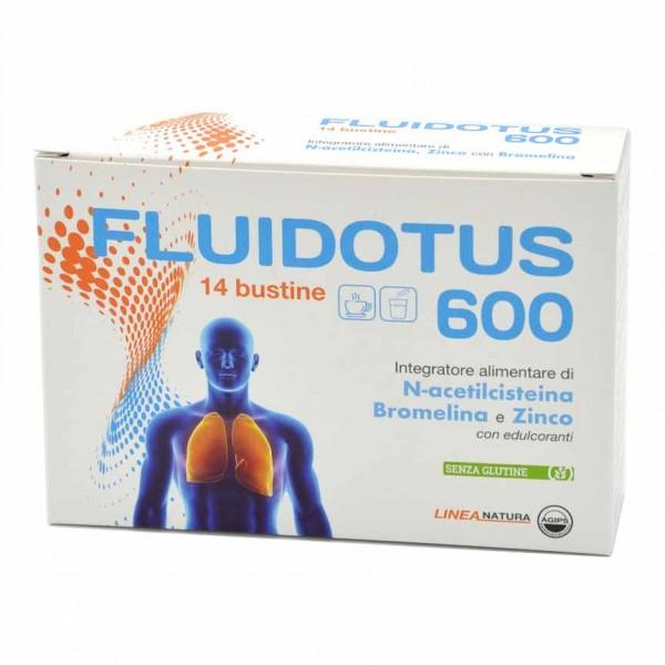 FLUIDOTUS*600 14 Bust.