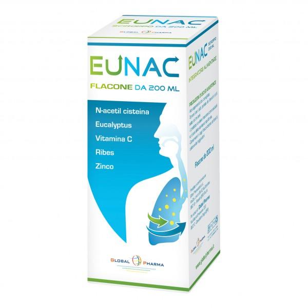 EUNAC Sciroppo 200ml