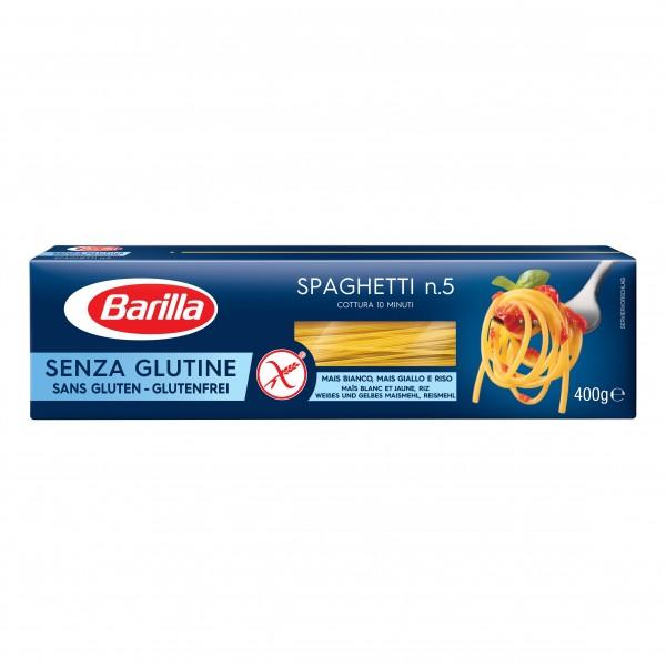 BARILLA Spaghetti 5 S/G  400g