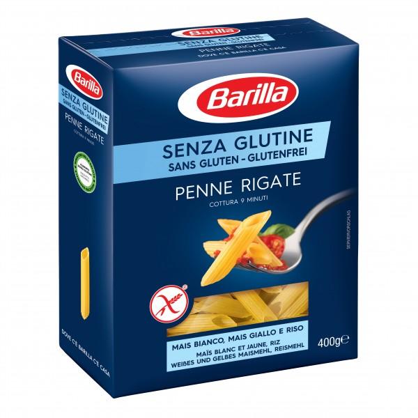 BARILLA Penne Rigate S/G 400g