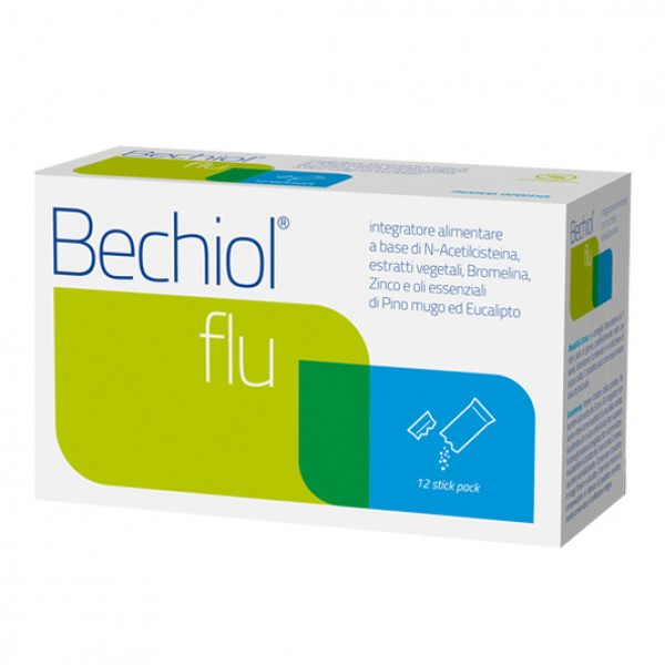 BECHIOL Flu 12 Stk 10ml