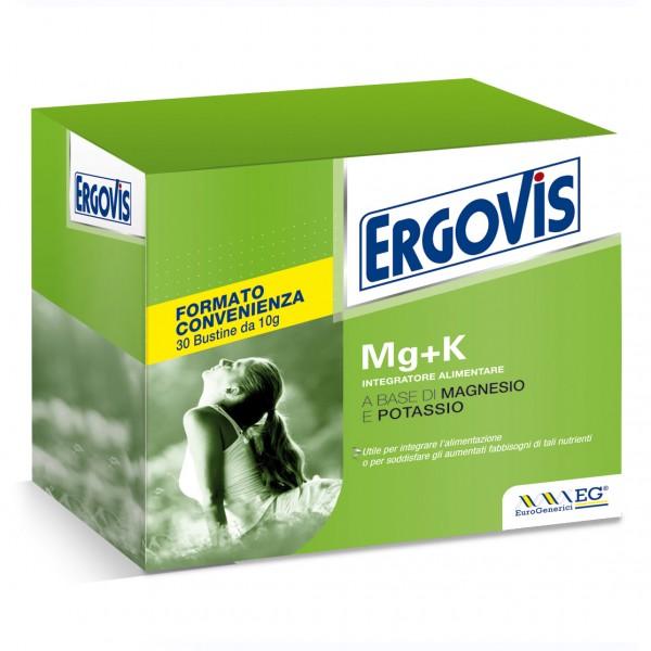 ERGOVIS MG+K 30 Bust.10g