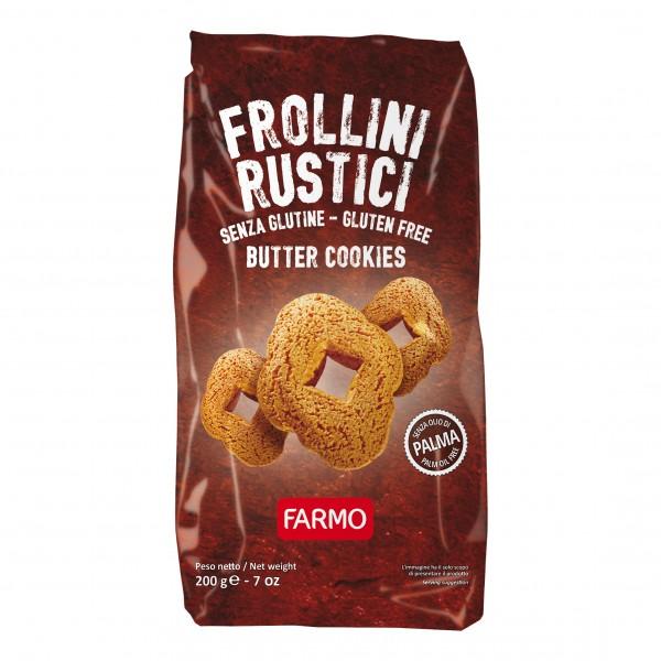 FARMO Frollini Rust.S/G 200g