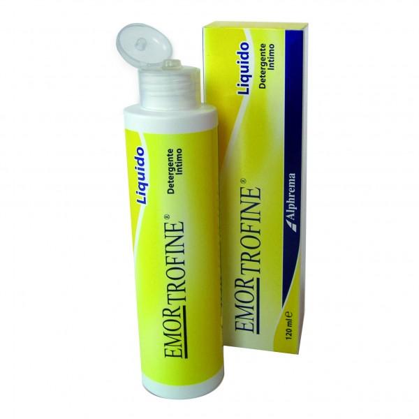 EMORTROFINE Detergente Intimo 120 ml