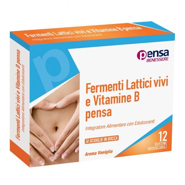 Fermenti Lattici Pensa - Integratore per...