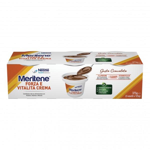 MERITENE Creme Ciocc.3x125g