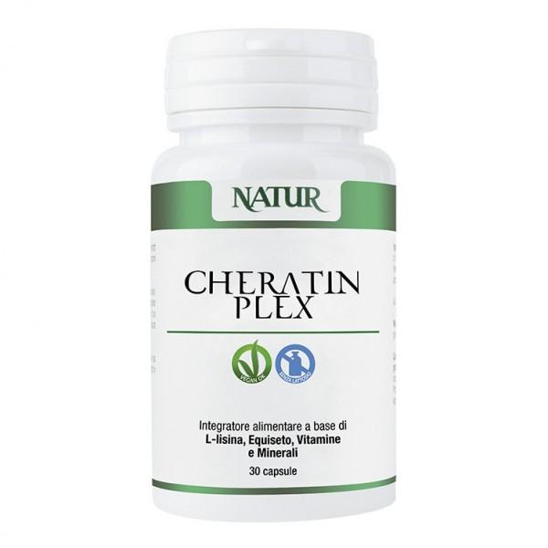 CHERATIN PLEX 30 Cps NATUR
