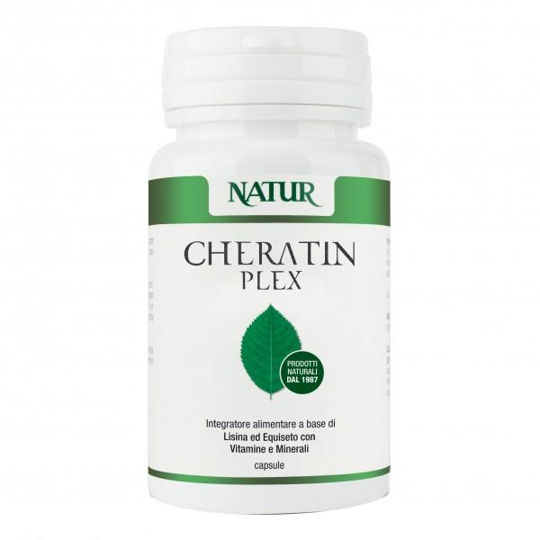 CHERATIN PLEX 90 Cps NATUR