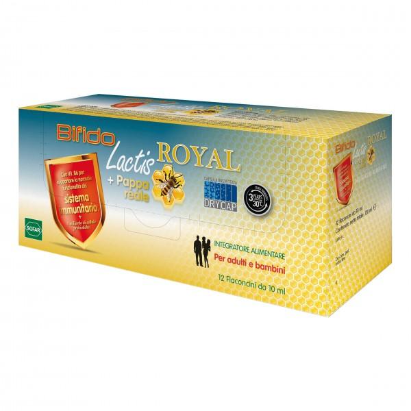 BIFIDOLACTIS Royal 12 Flac.