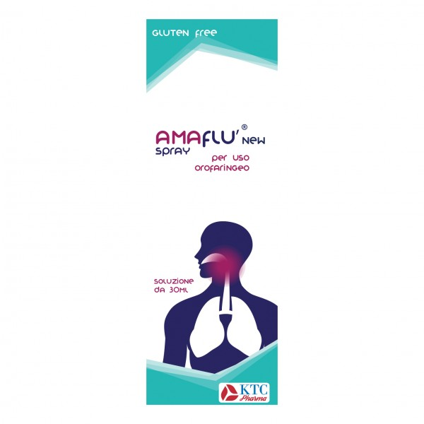 AMAFLU'Spray Gola 15ml