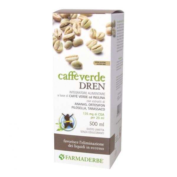 CAFFE'VERDE DREN 500ml FDB