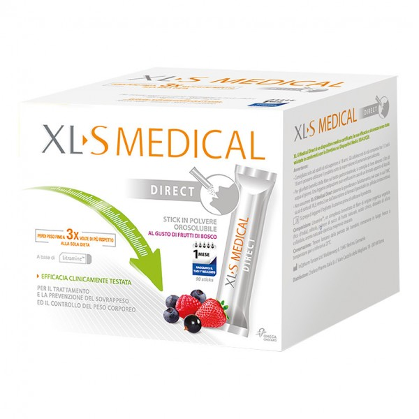XLS Medical Liposinol Direct 90 Bustine ...
