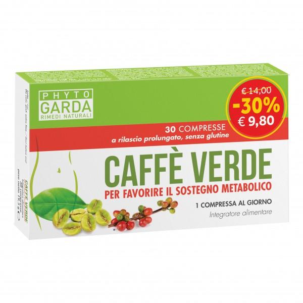 CAFFE'VERDE 30 Cpr PG