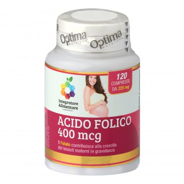 COLOURS Life Ac.Folico 120Cpr