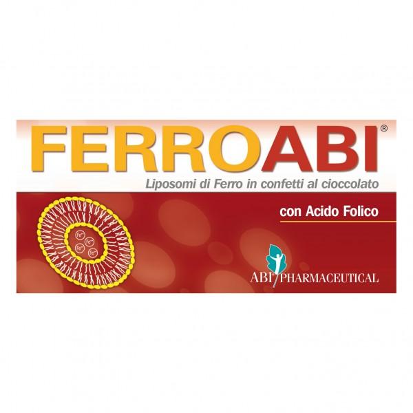FERRO ABI 20 Confetti Orosolubili Mastic...