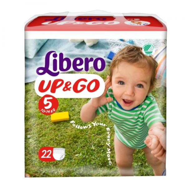 LIBERO UP&GO 5