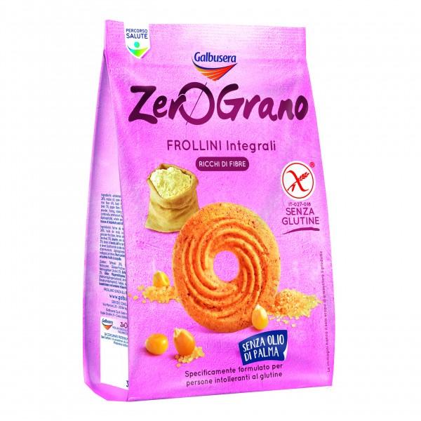 ZEROGRANO Frollini Integr.300g