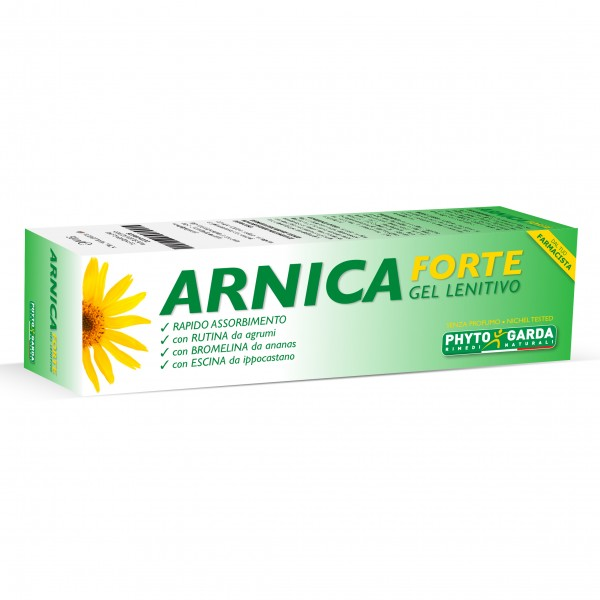 ARNICA Gel Fte 50ml PG