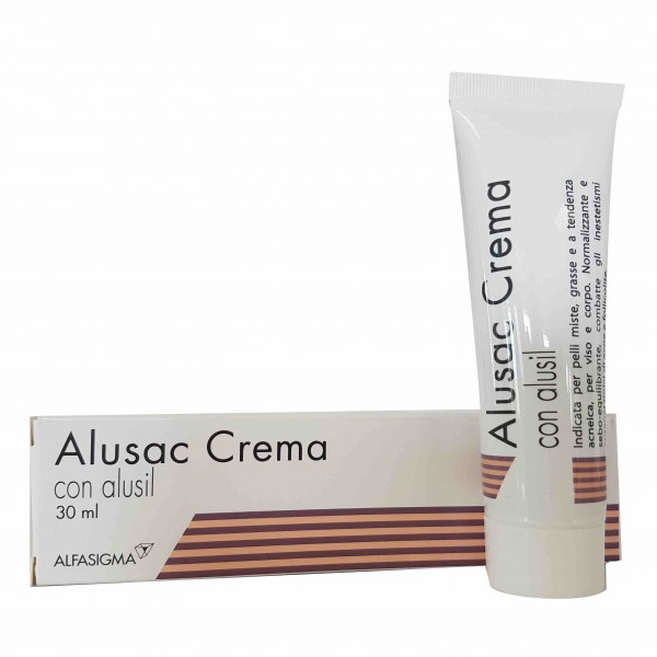 ALUSAC Crema 30ml