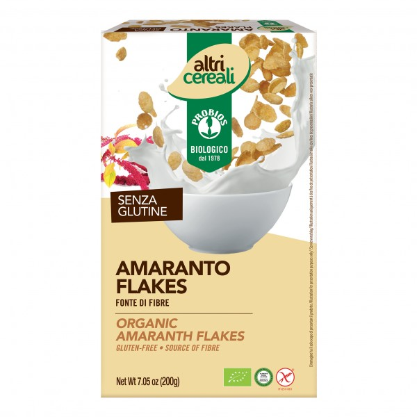 ALTRICEREALI Amaranto Flakes