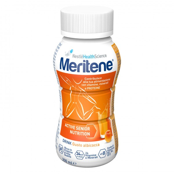 MERITENE Drink Alb.200ml