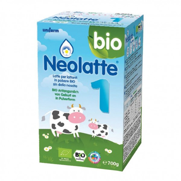 NEOLATTE 1 Bio Polv.700g