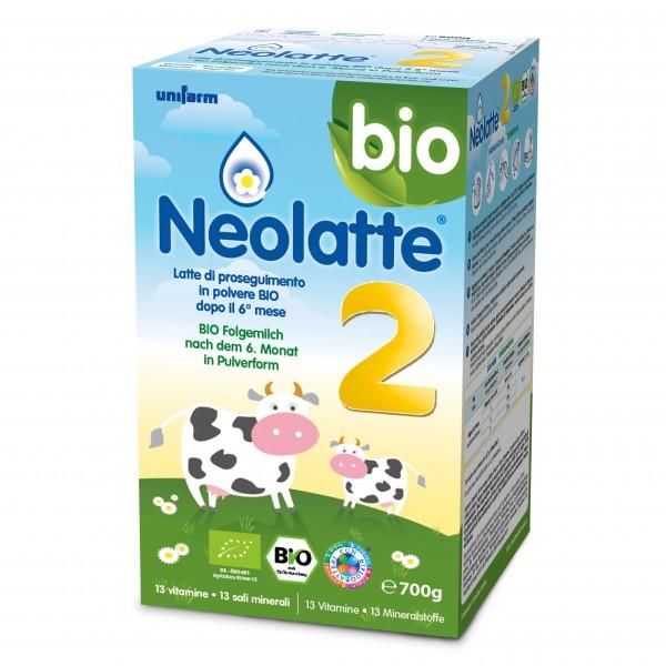 NEOLATTE 2 Bio Polv.700g