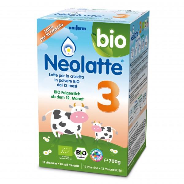 NEOLATTE 3 Bio Polv.700g